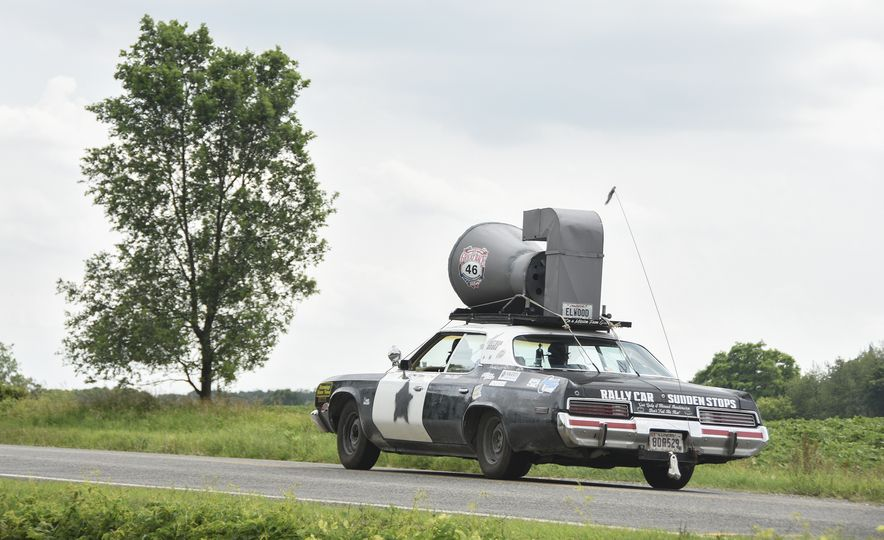 Go Out and Play: Museum-Eligible Vintage Cars That Race Cross-Country Instead - Slide 19