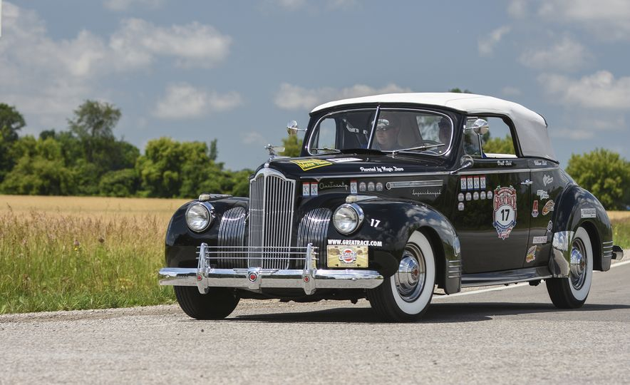 Go Out and Play: Museum-Eligible Vintage Cars That Race Cross-Country Instead - Slide 11
