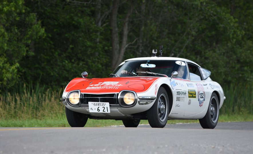 Go Out and Play: Museum-Eligible Vintage Cars That Race Cross-Country Instead - Slide 10