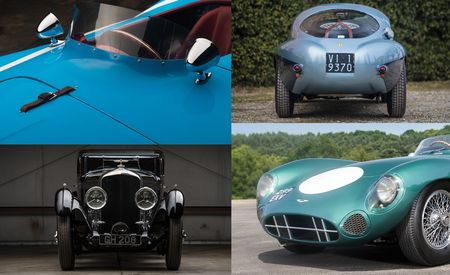 The 10 Most Expensive Cars Sold at the 2017 Monterey Auctions, Day 2