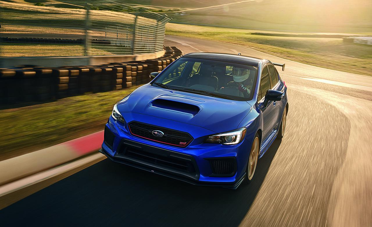 Nine Reasons That Subaru's Nurburgring-Record WRX STI RA Is so Effing Quick