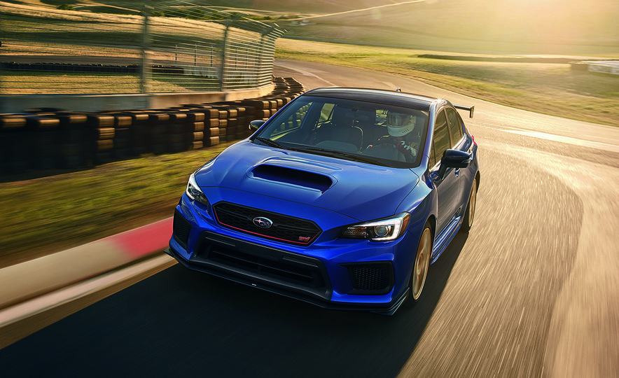 Nine Reasons That Subaru's Nurburgring-Record WRX STI RA Is so Effing Quick - Slide 1