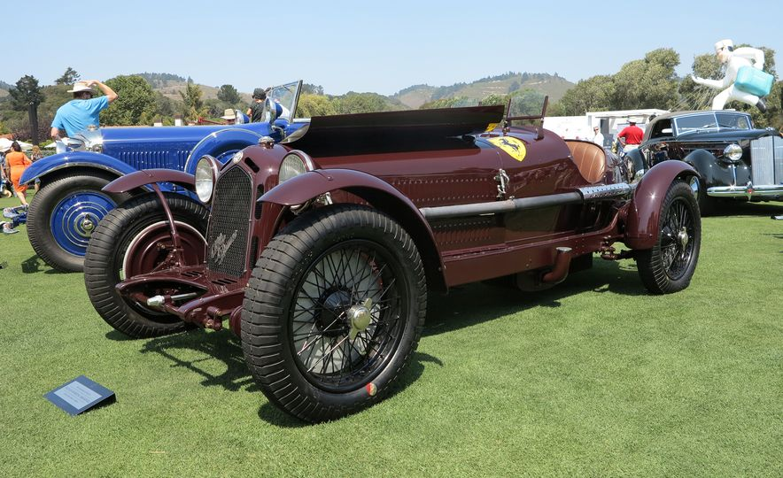 Our Favorite Cars (and Not-Cars) at The Quail, A Motorsports Gathering - Slide 5