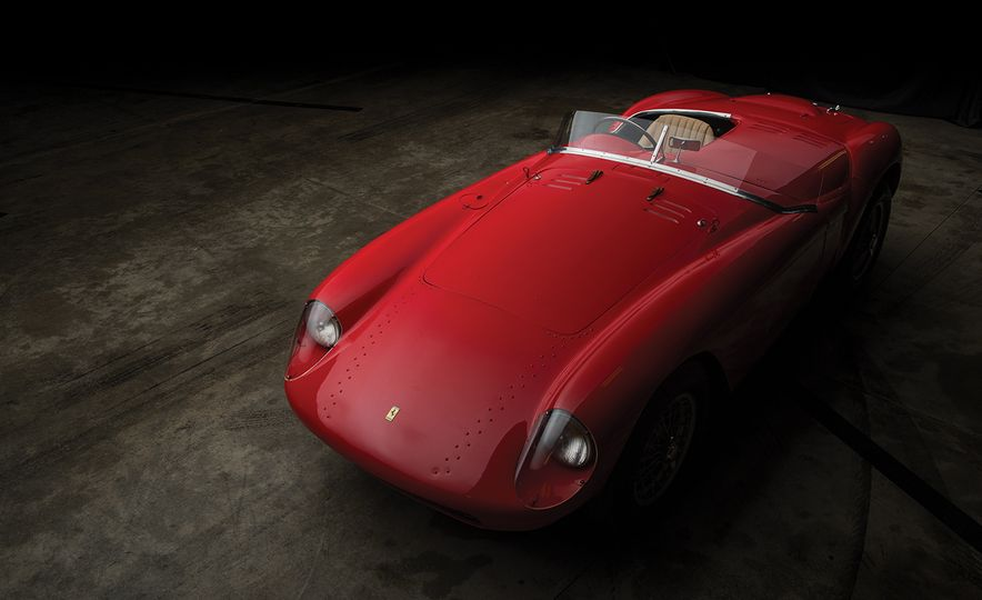 The 10 Most Expensive Cars Sold at the 2017 Monterey Auctions, Day 3 - Slide 14