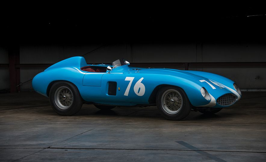 $2.7 Million and Up: The 25 Most Expensive Cars Sold at the 2017 Monterey Auctions - Slide 19