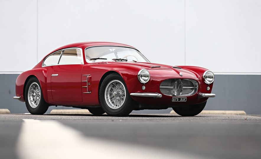 $2.7 Million and Up: The 25 Most Expensive Cars Sold at the 2017 Monterey Auctions - Slide 15