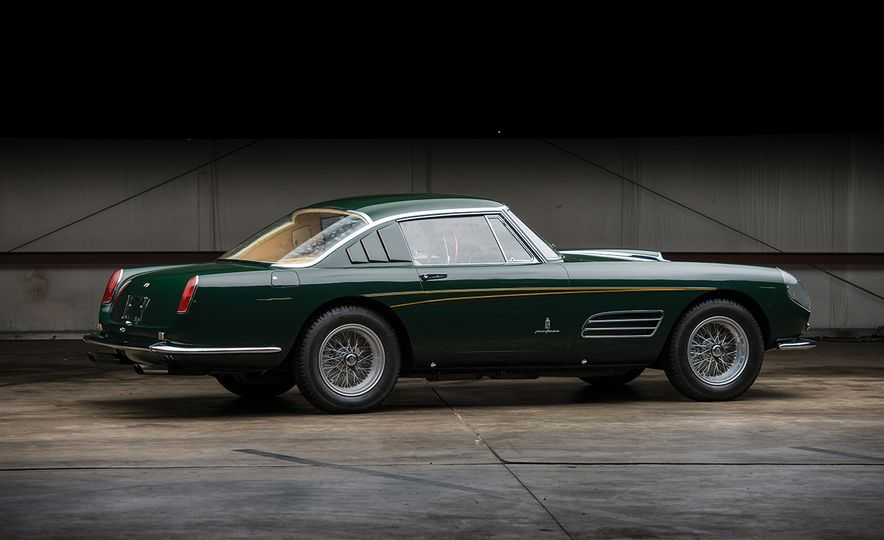 The 10 Most Expensive Cars Sold at the 2017 Monterey Auctions, Day 3 - Slide 17