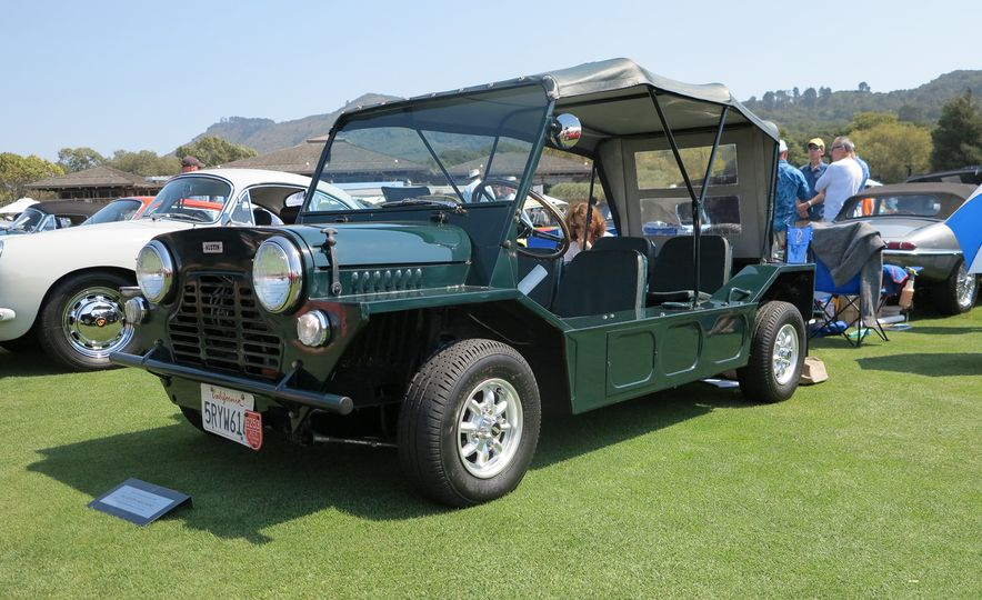 Our Favorite Cars (and Not-Cars) at The Quail, A Motorsports Gathering - Slide 2