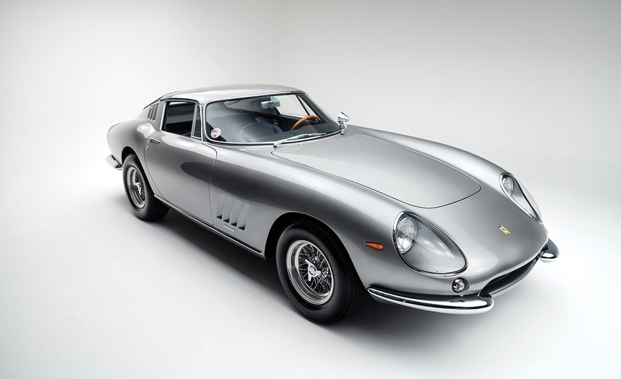 The 10 Most Expensive Cars Sold at the 2017 Monterey Auctions, Day 3 - Slide 10