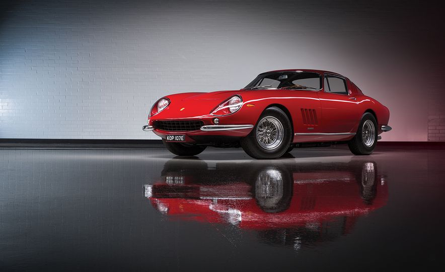 The 10 Most Expensive Cars Sold at the 2017 Monterey Auctions, Day 3 - Slide 4