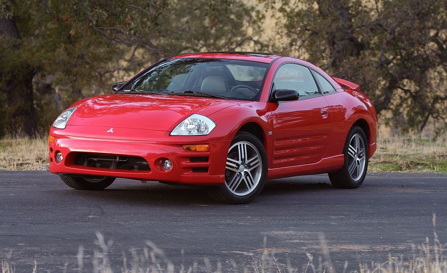 Total Eclipse of the Mitsubishi: A Turn around the History of the Ill-Starred Sports Coupe - Slide 10