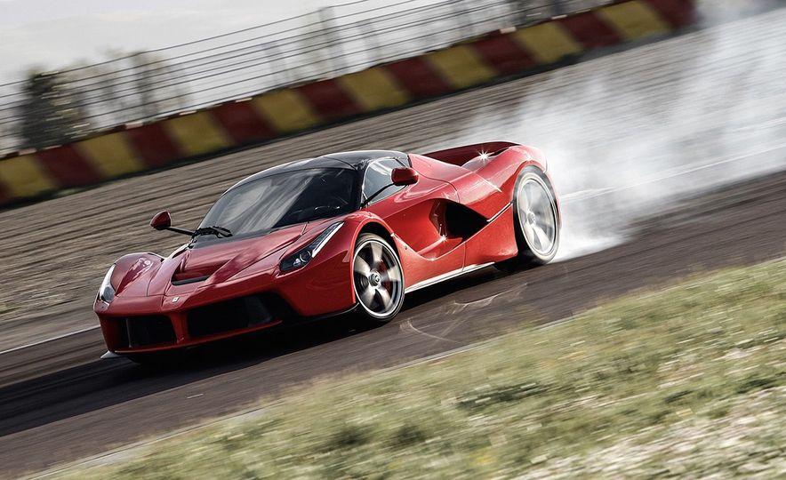 Wyld Stallyns: The 12 Greatest Ferraris of All Time - Slide 12