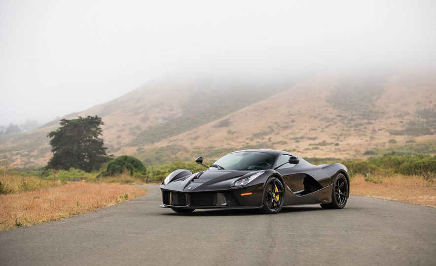 The 10 Most Expensive Cars Sold at the 2017 Monterey Auctions, Day 3 - Slide 6