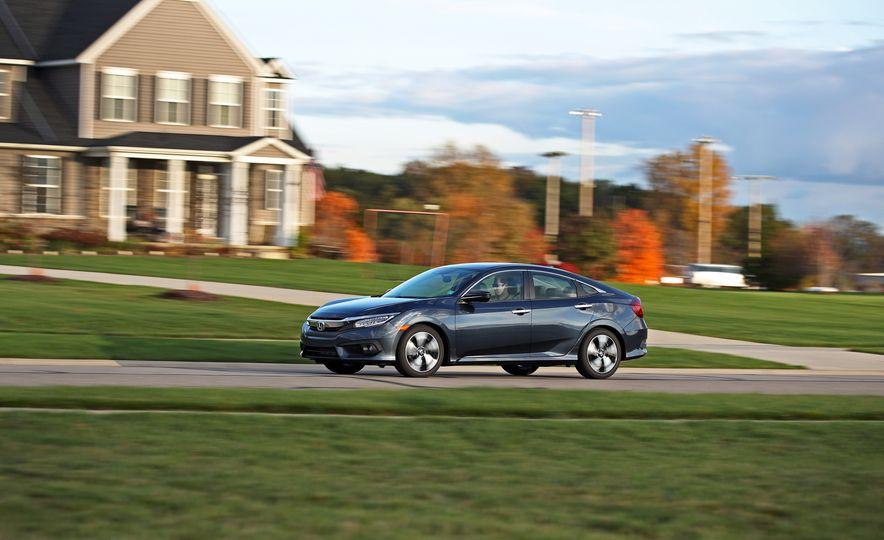 2016 Honda Civic Sedan - Slide 1