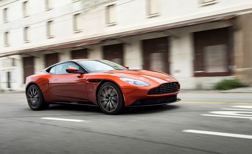 2017 Aston Martin DB11 - Slide 2
