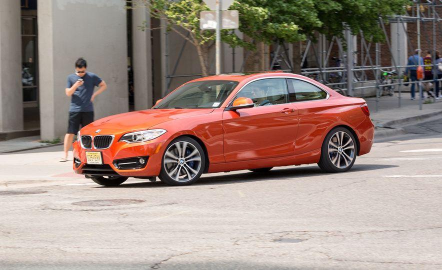 2017 BMW 2-series - Slide 1