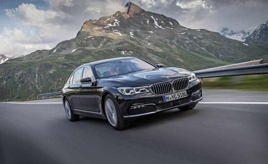 2017 BMW 740Le (Euro-spec) - Slide 1