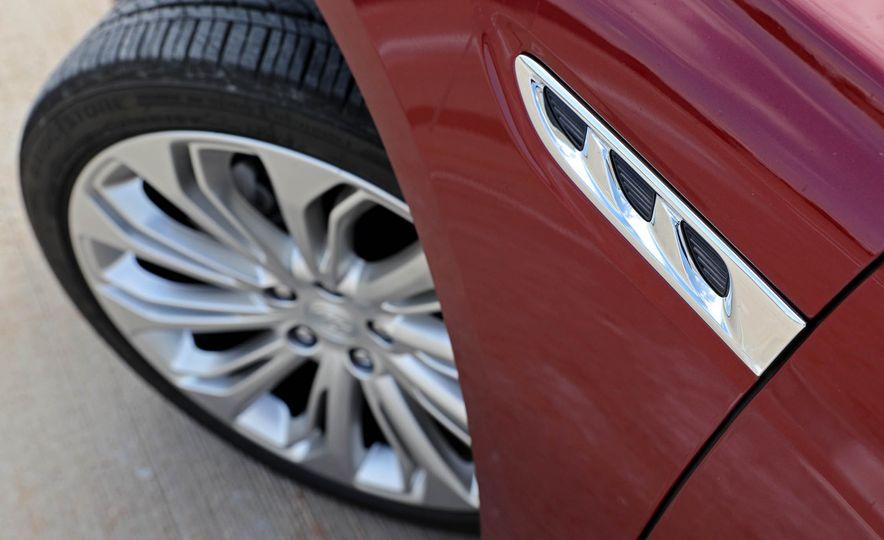 2017 Buick LaCrosse - Slide 37