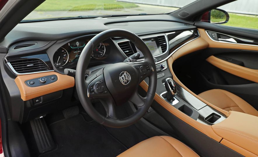 2017 Buick LaCrosse - Slide 40
