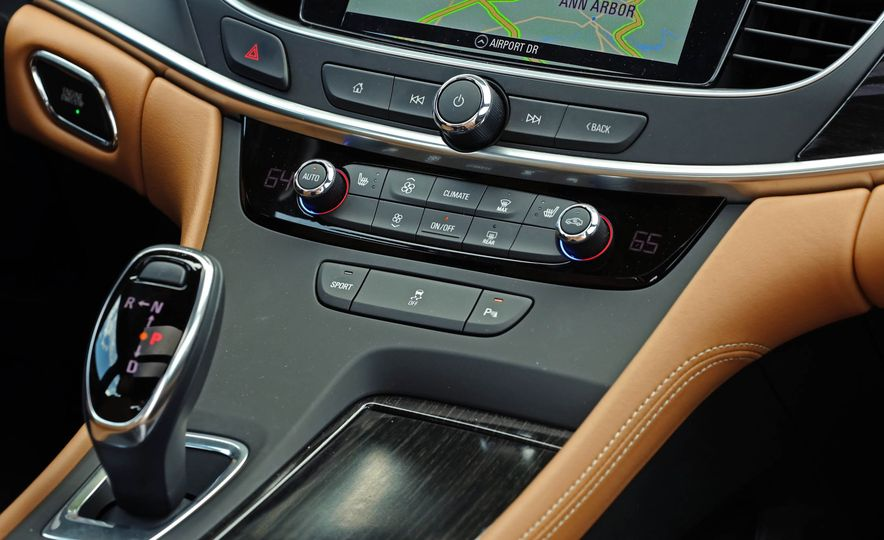 2017 Buick LaCrosse - Slide 55