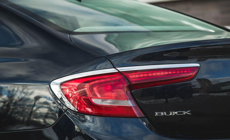 2017 Buick LaCrosse - Slide 88