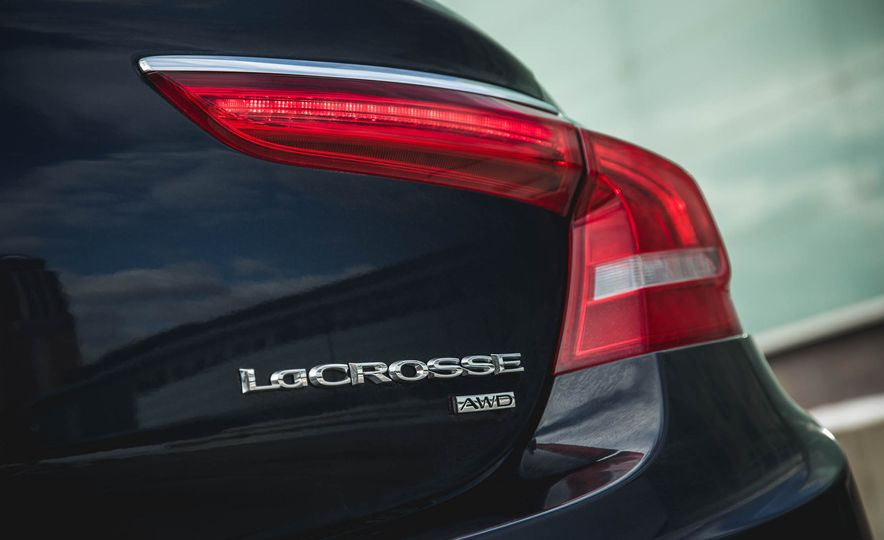 2017 Buick LaCrosse - Slide 90