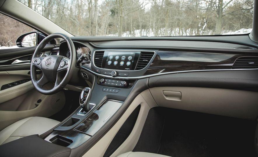 2017 Buick LaCrosse - Slide 94