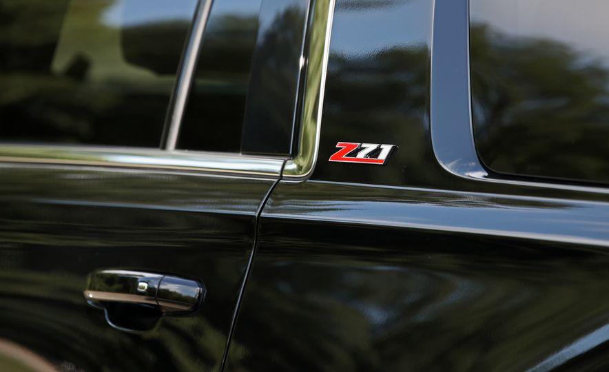 2017 Chevrolet Tahoe Z71 - Slide 25