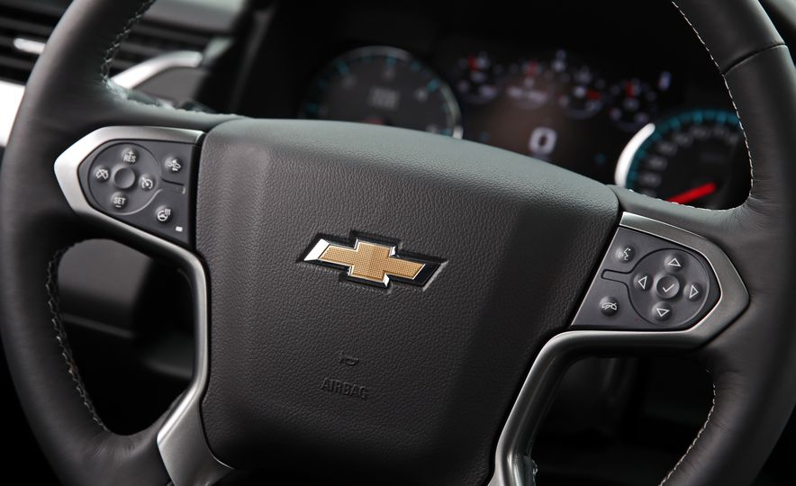 2017 Chevrolet Tahoe Z71 - Slide 31