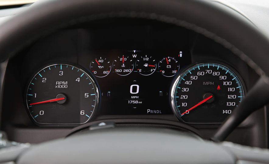 2017 Chevrolet Tahoe Z71 - Slide 33