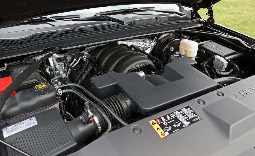2017 Chevrolet Tahoe Z71 - Slide 52