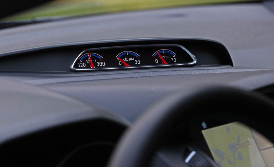 2017 Ford Focus RS - Slide 61