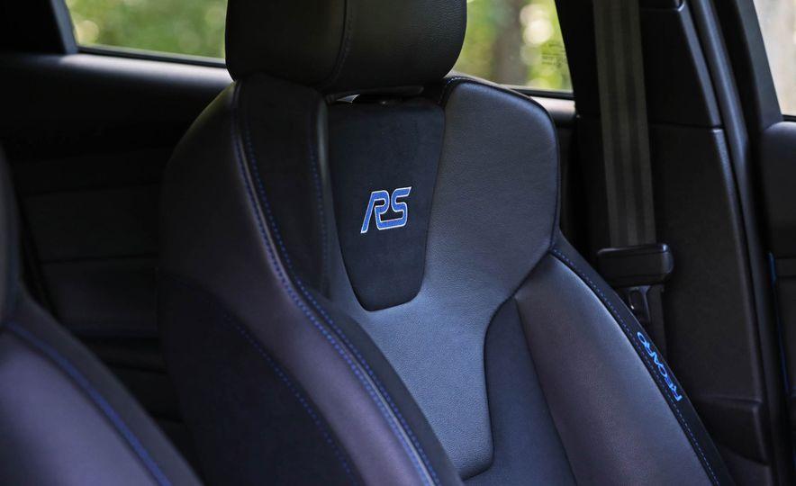 2017 Ford Focus RS - Slide 72