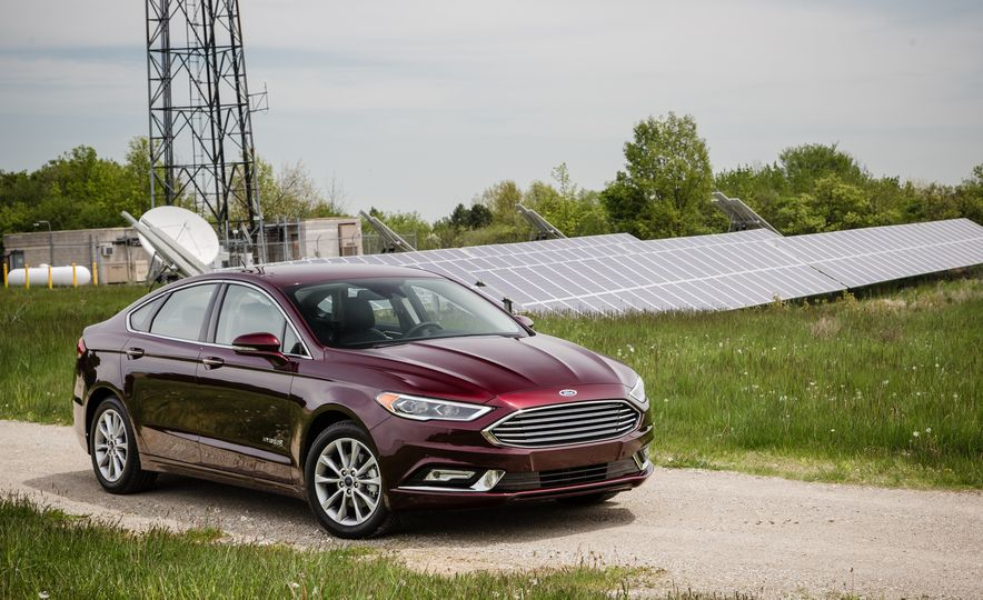 2017 Ford Fusion - Slide 53