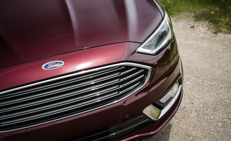 2017 Ford Fusion - Slide 58