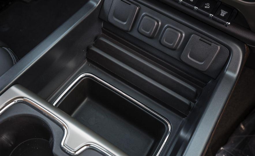 2017 GMC Sierra 2500HD - Slide 50