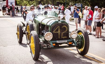 Go Out and Play: Museum-Eligible Vintage Cars That Race Cross-Country Instead