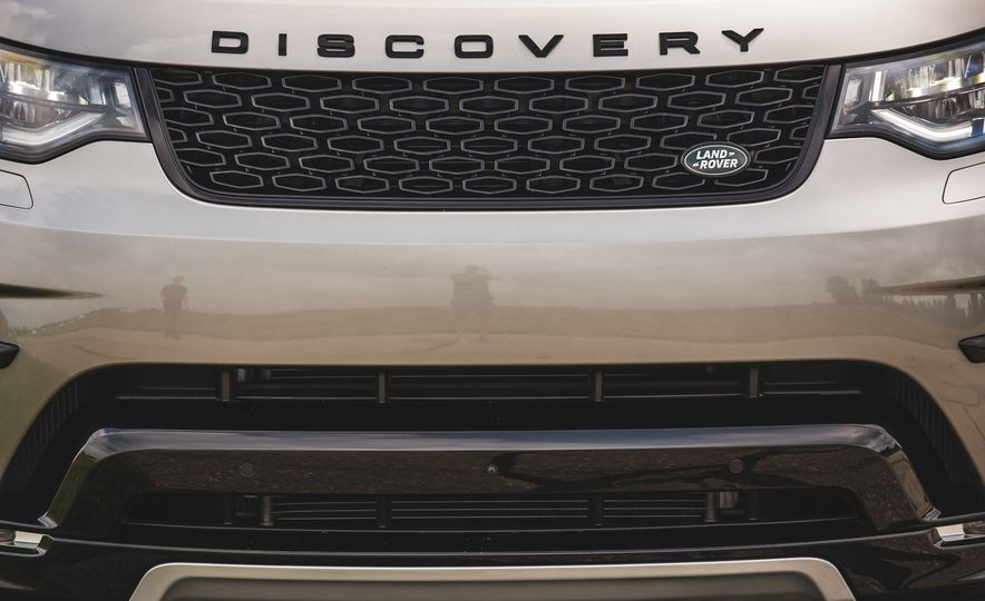 2017 Land Rover Discovery - Slide 15