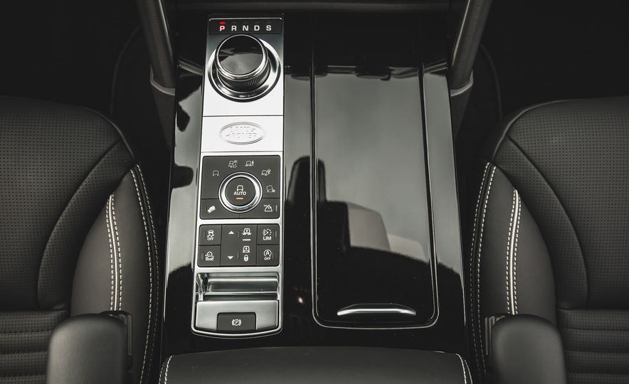2017 Land Rover Discovery - Slide 44