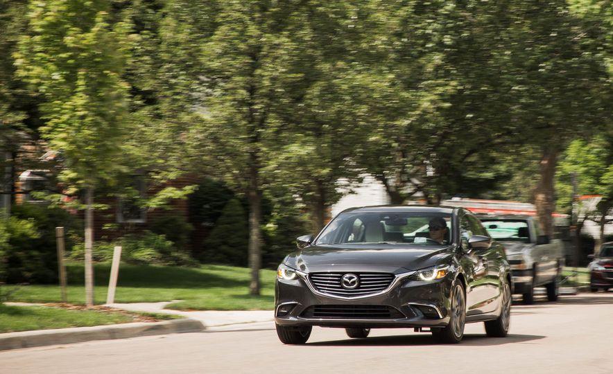 2017 Mazda 6 - Slide 1