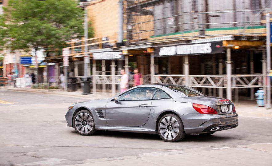 2017 Mercedes-Benz SL - Slide 7