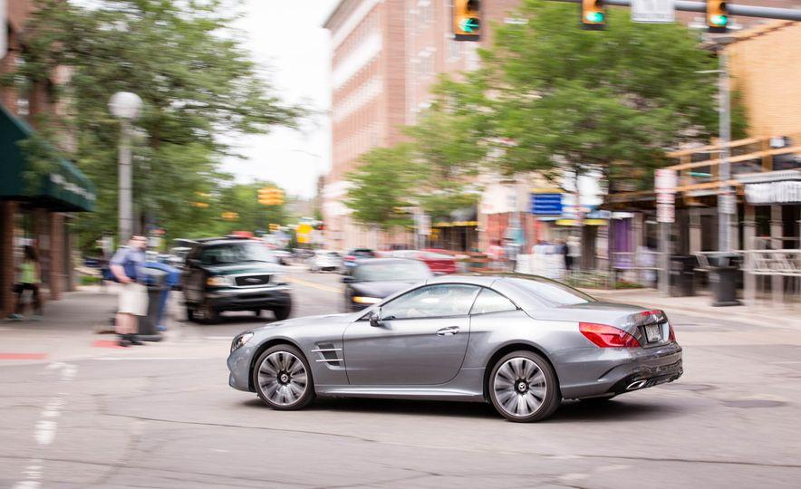 2017 Mercedes-Benz SL - Slide 8