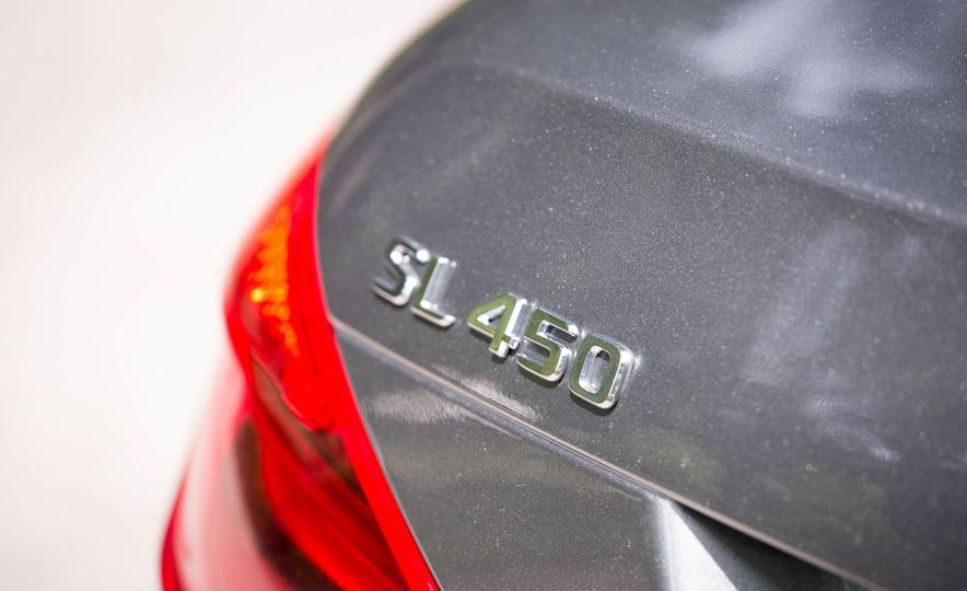 2017 Mercedes-Benz SL - Slide 27