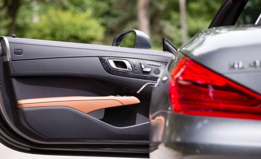 2017 Mercedes-Benz SL - Slide 36