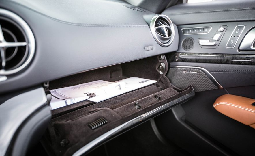 2017 Mercedes-Benz SL - Slide 48
