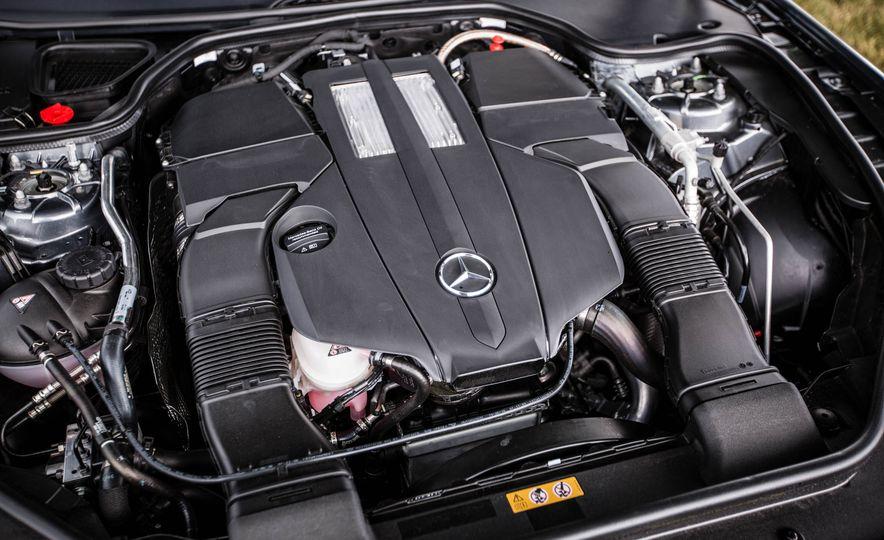2017 Mercedes-Benz SL - Slide 60