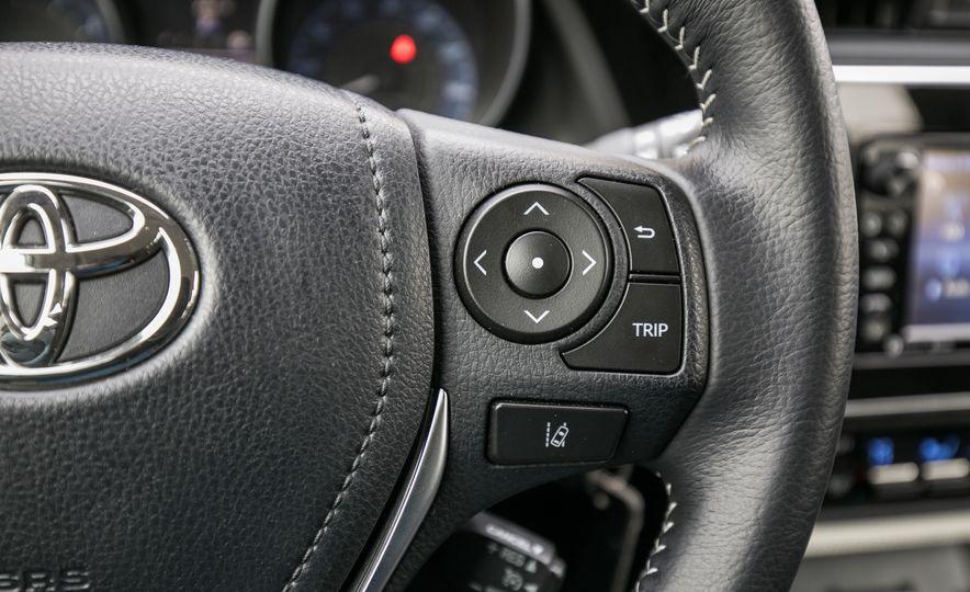 2017 Toyota Corolla iM - Slide 52
