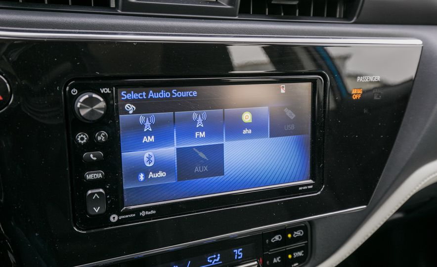 2017 Toyota Corolla iM - Slide 59