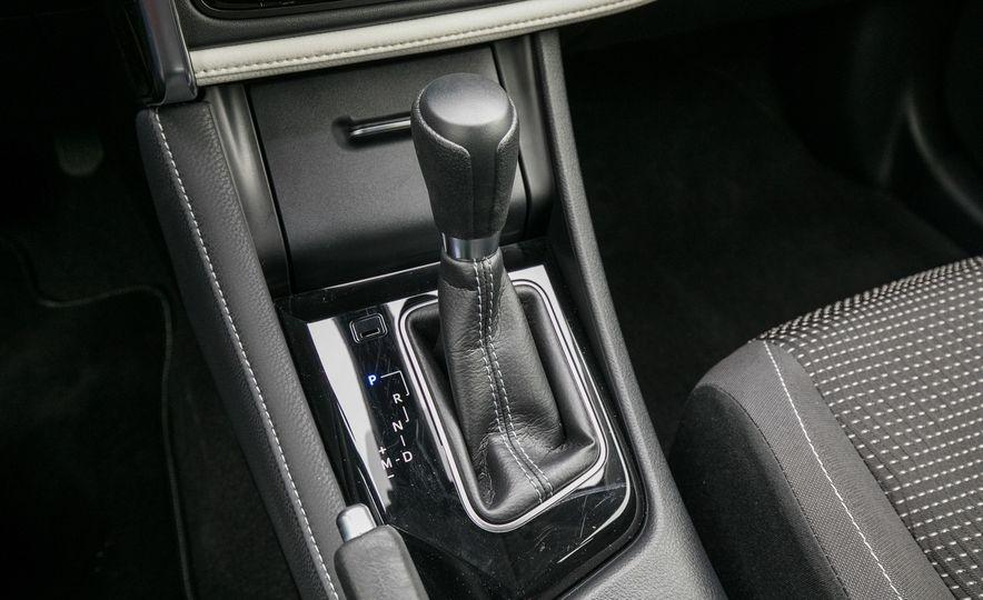 2017 Toyota Corolla iM - Slide 63