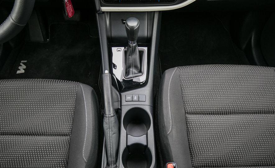 2017 Toyota Corolla iM - Slide 65
